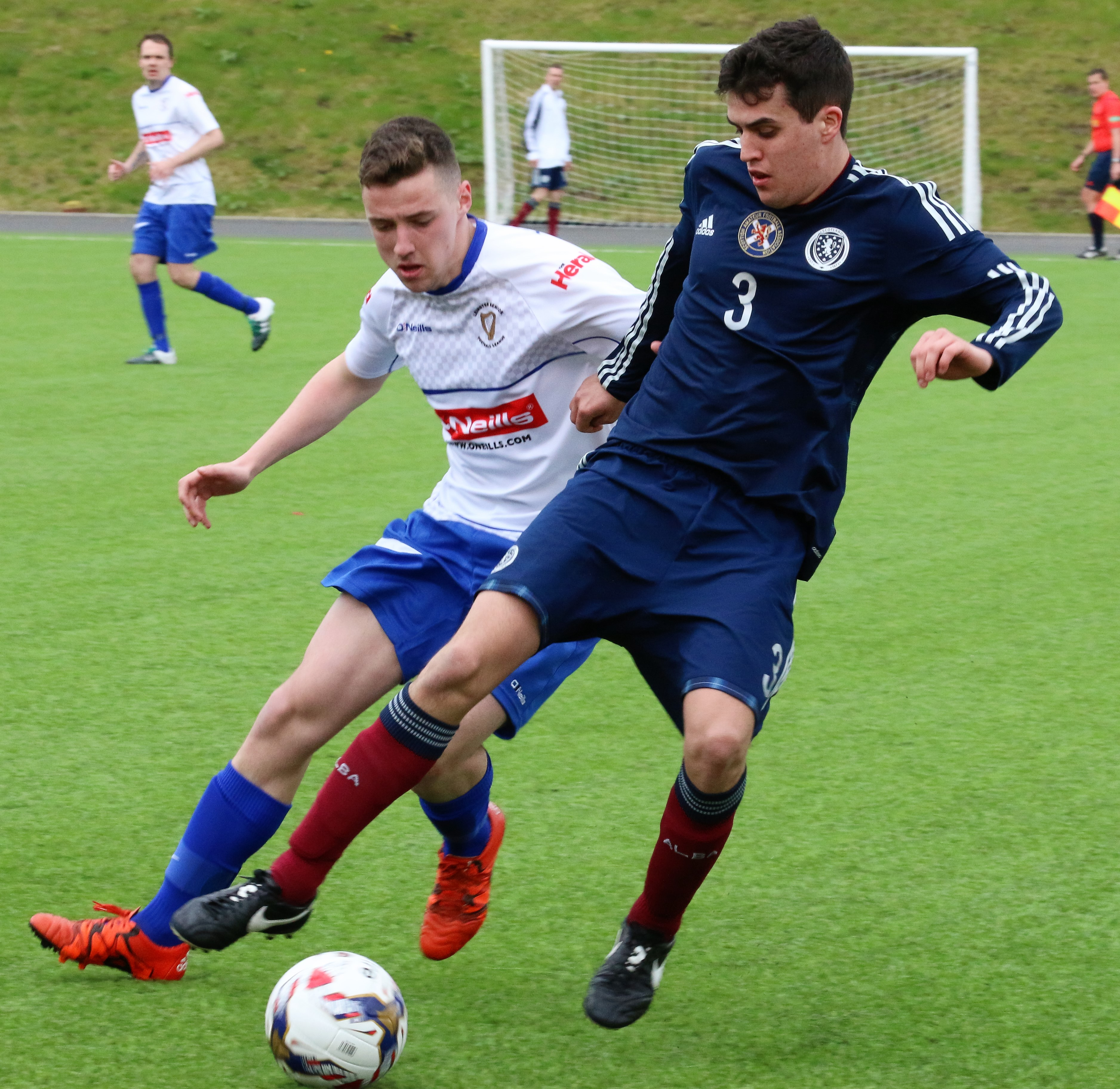 Scottish Amateur Football 64
