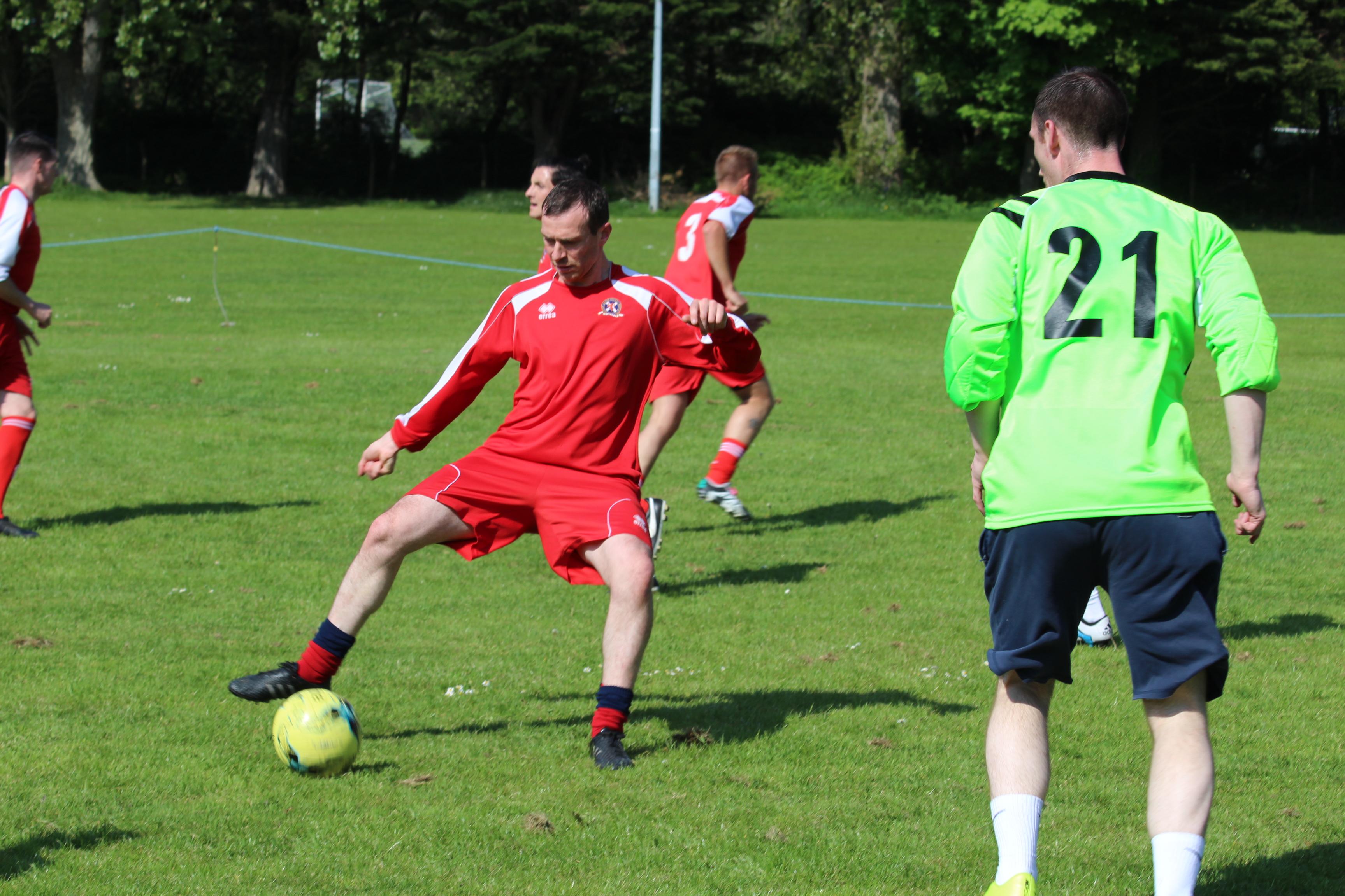 Scottish amateur youth league