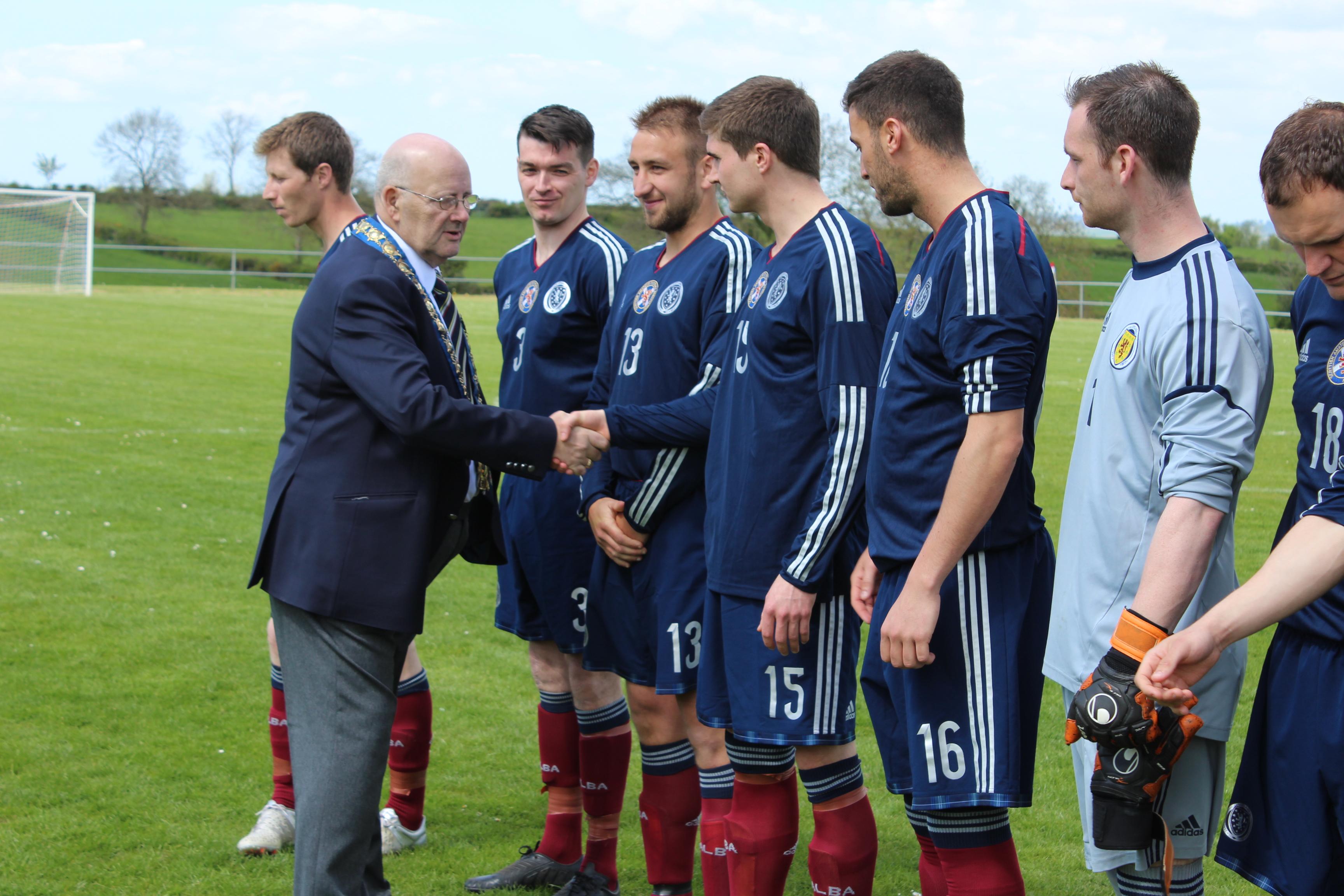 Scottish Amateur Football 13