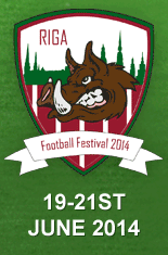 The Riga Football Festival 2014