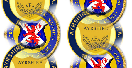 Strathclyde Saturday Morning FL v Ayrshire AFA Select