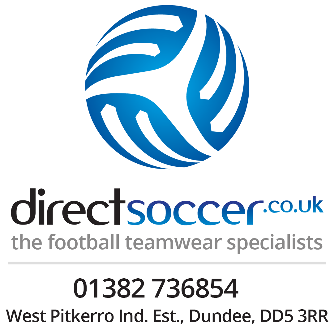 Direct Soccer sponsoring North of Tay Amateur Cup