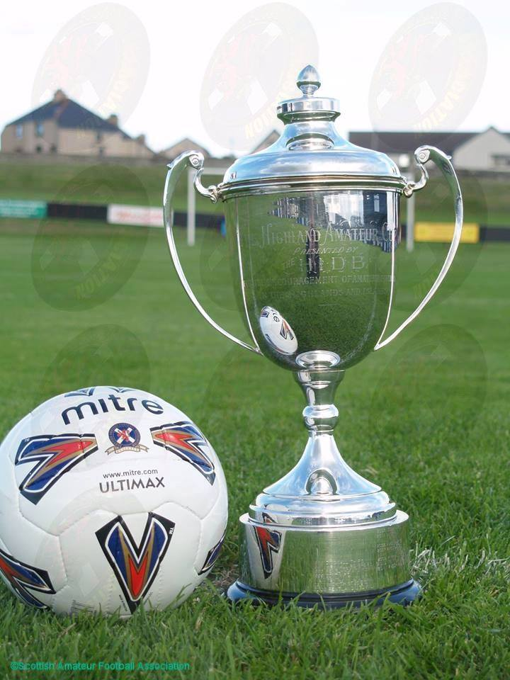 The Macleod Insurance Services Highland Amateur Cup Final