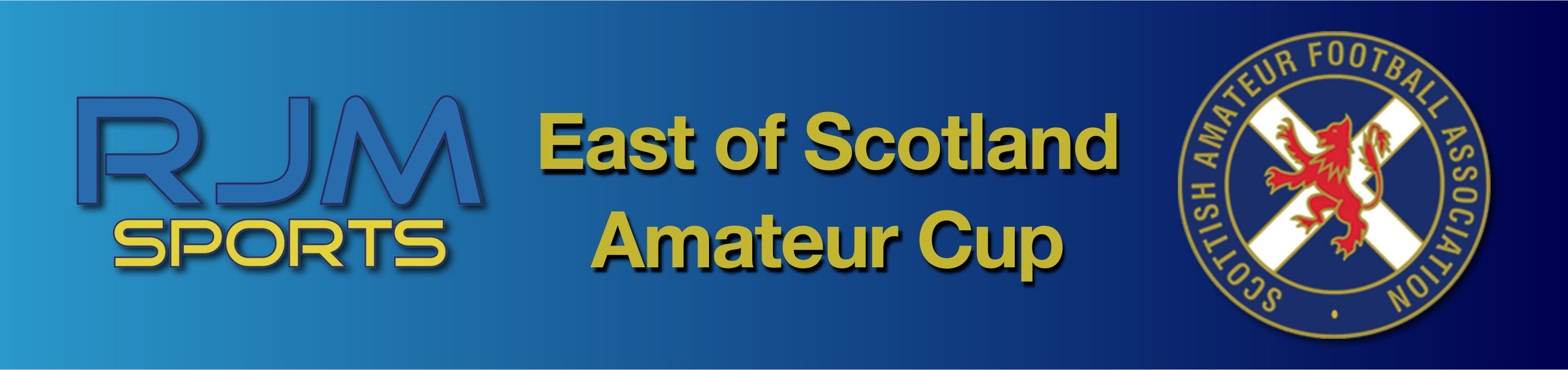 RJM Sports East of Scotland Amateur Cup Final News