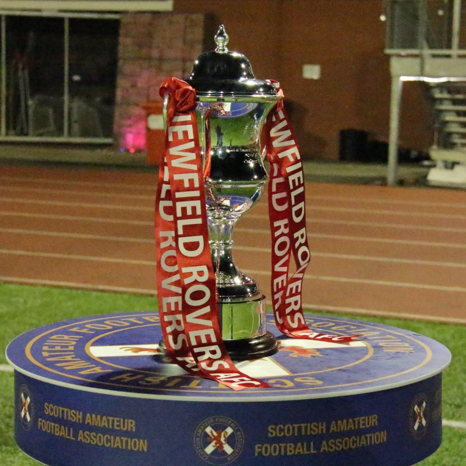 Scottish Cup (Over 35's) Draw News