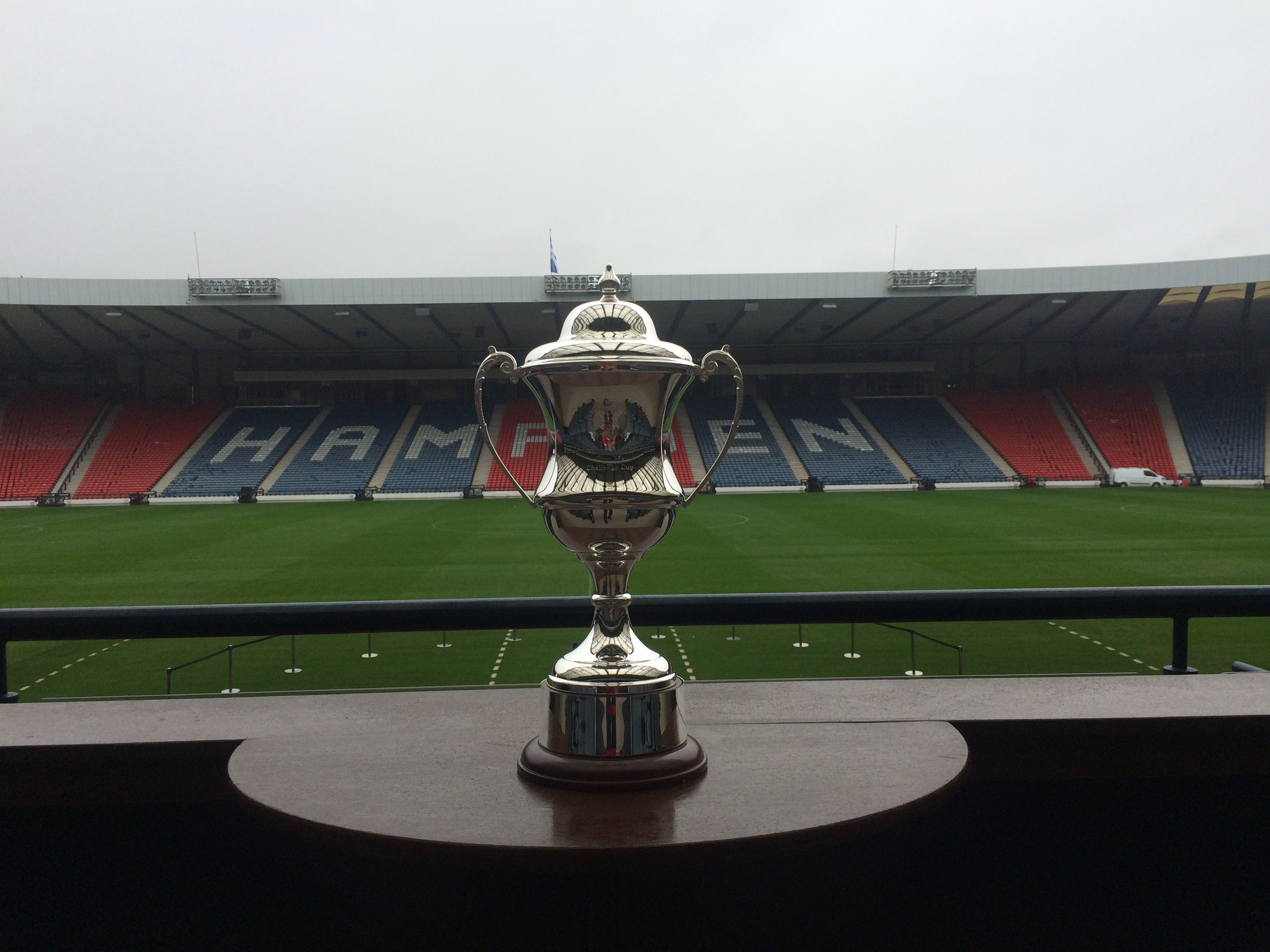 Over 35's Scottish Cup Semi-Final News