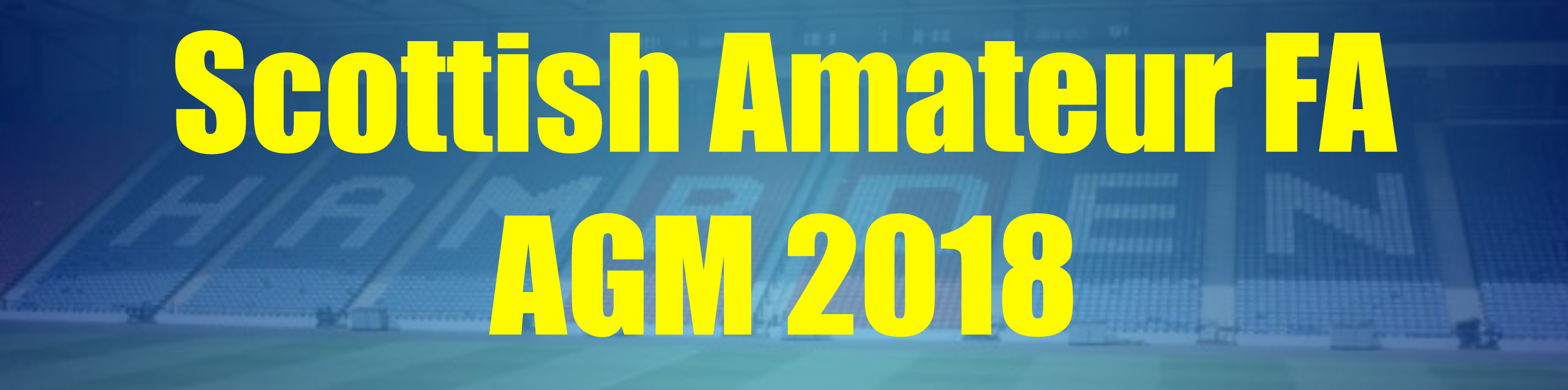 Scottish Amateur FA AGM