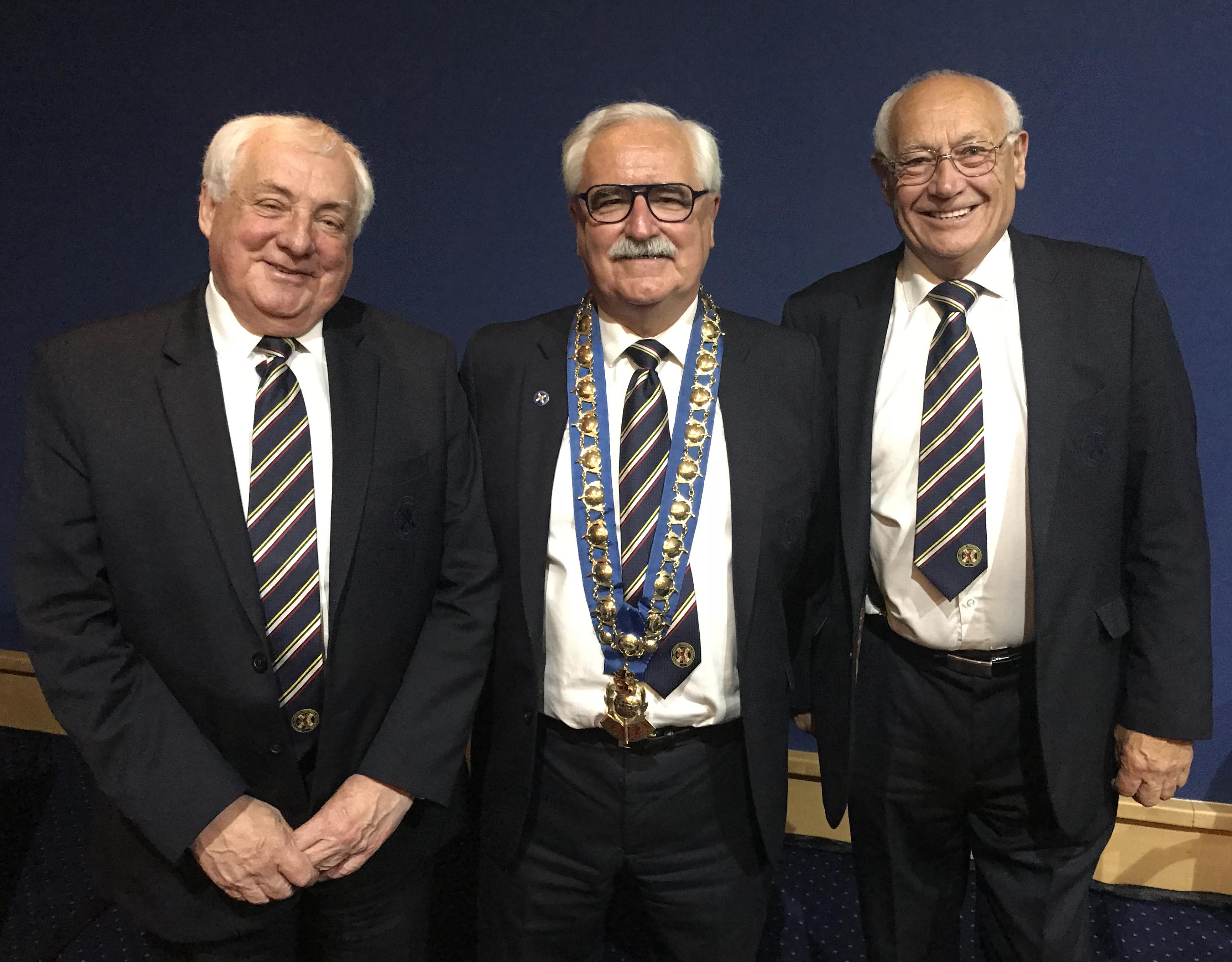 Scottish Amateur FA President and Vice President Elected at AGM 2018