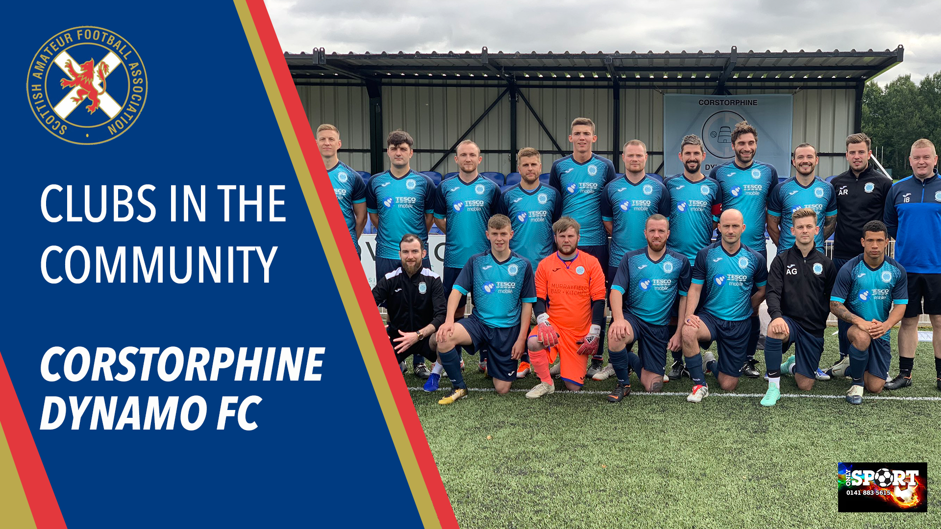 Clubs in the Community | Corstorphine Dynamo FC